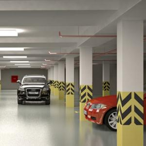 Автостоянки, паркинги Изоплита