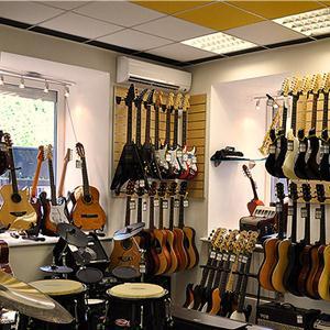 Музыкальные магазины Изоплита