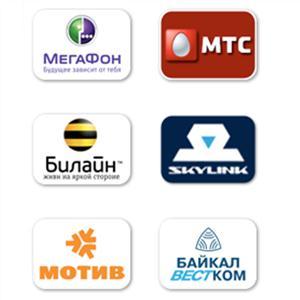 Операторы сотовой связи Изоплита