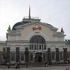 Железнодорожные вокзалы в Изоплите