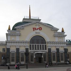 Железнодорожные вокзалы Изоплита